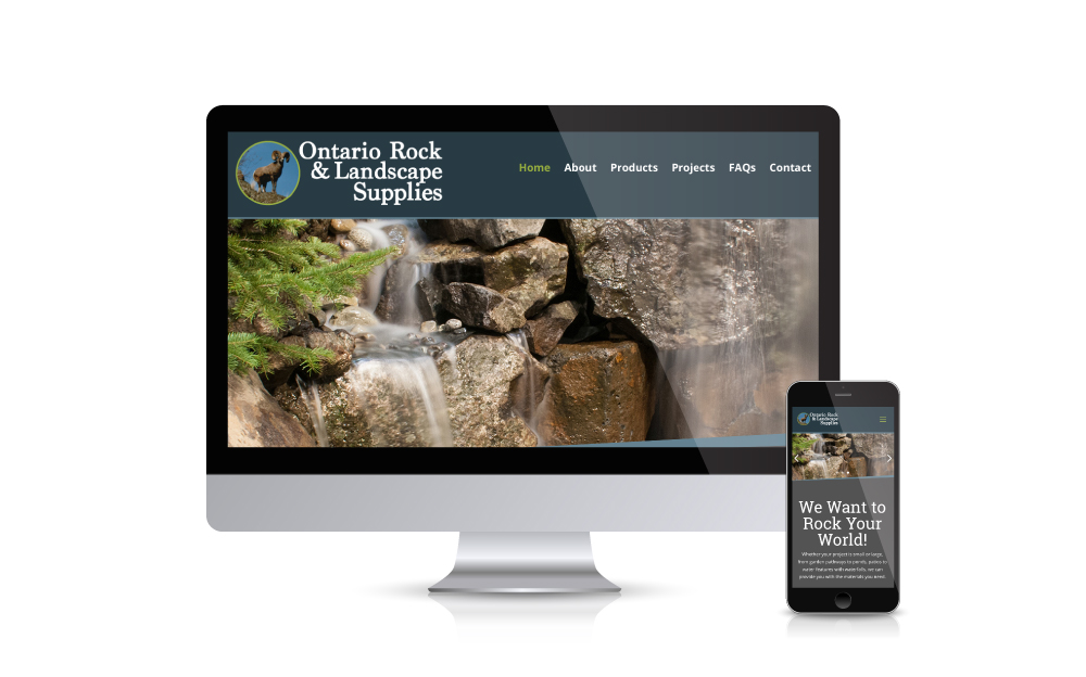 Ontario Rock & Landscape Supplies