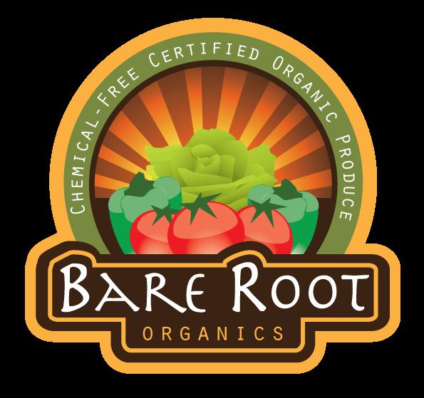 Bare Root Organics Logo