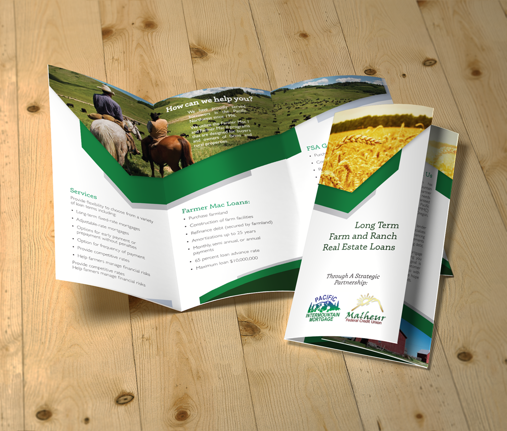 Farm & Ranch Loan Brochure